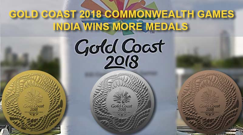 Gold Coast 2018 Commonwealth Games: India wins more medals