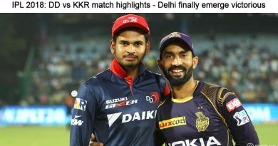 IPL 2018: DD vs KKR Match Highlights