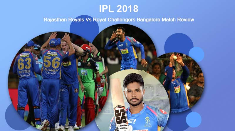 IPL 2018 Rajasthan Royals Vs Royal Challengers Bangalore Match Review