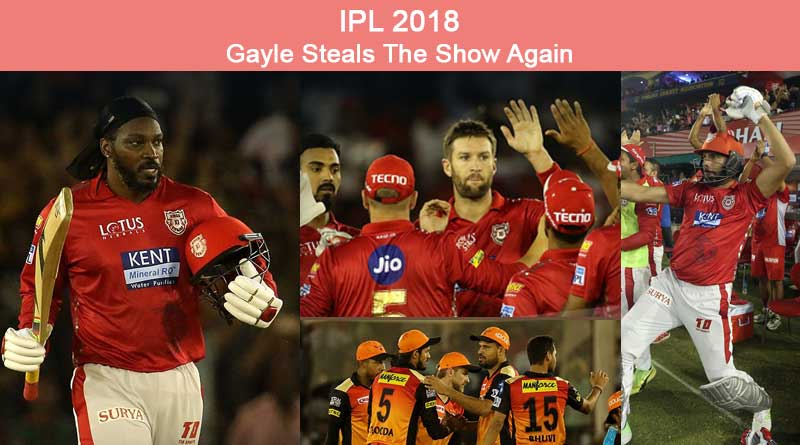 Sunrisers Hyderabad Vs KXIP