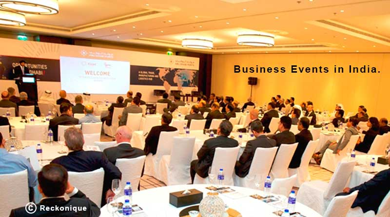 Latest Upcoming Business Events in India