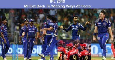 IPL 2018 MI Vs RCB Match Highlights