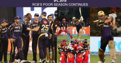 IPL 2018: KKR vs RCB Match Highlights