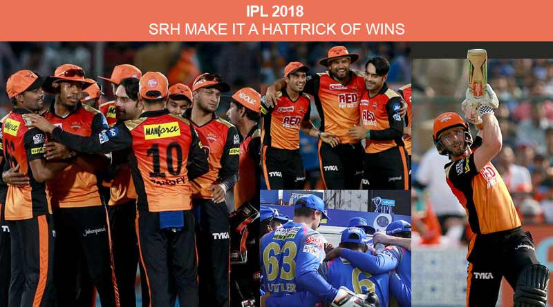 IPL 2018: SRH vs RR match highlights