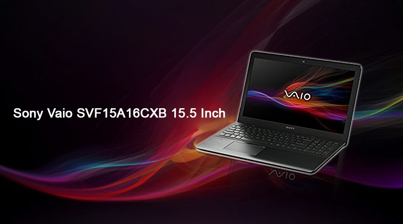 Sony Vaio SVF15A16CXB 15.5 Inch