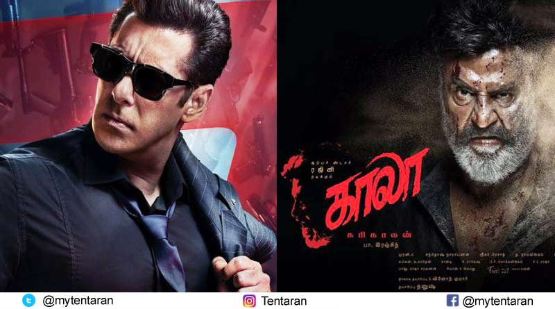 Rajnikanth's Kaala to clash with Salman Race 3 release on Eid