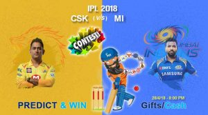 Aj hai IPL ka 27th Match MI vs CSK