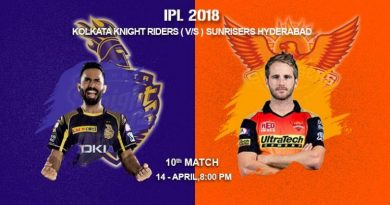 Kolkata Knight Riders Vs Sunrisers Hyderabad Match Review