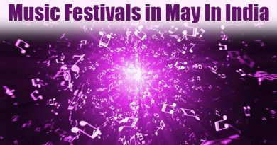 Music Festivals in May In India
