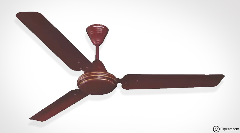 Crompton: One of the top three ceiling fan brands in India