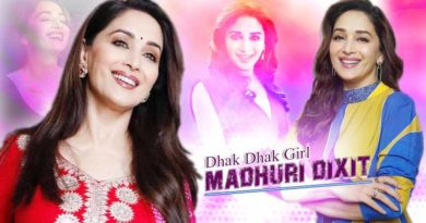Facts about Dhak Dhak girl Madhuri Dixit