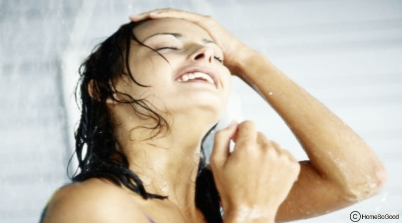 avoid hot water for hair wash