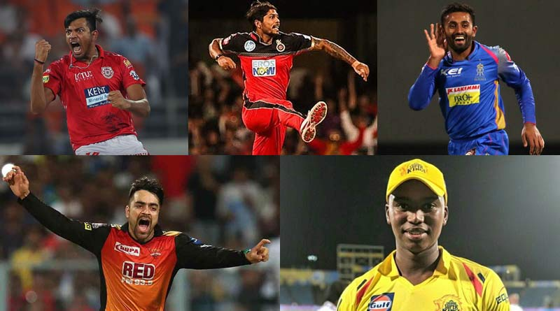 best bowlers of ipl 2018