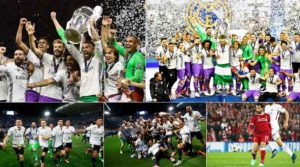 Champions League Final 2017-18: Real Madrid Lift 3rd Consecutive Title