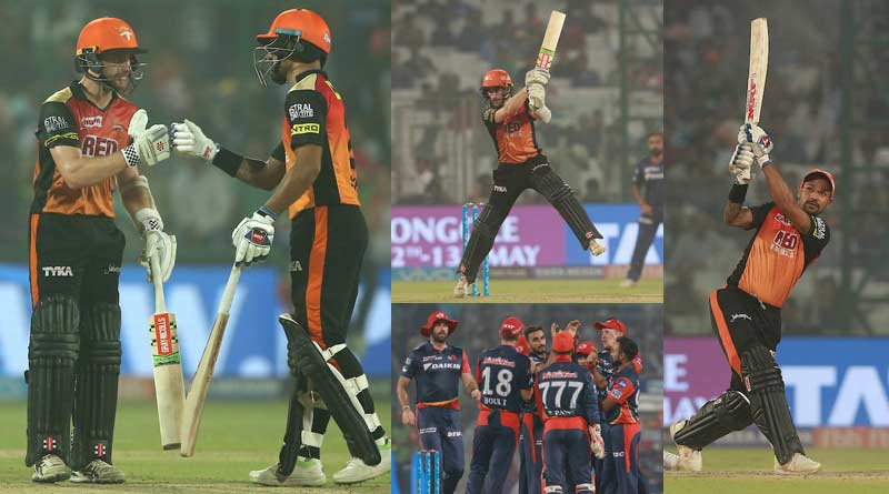 dd vs srh match highlights