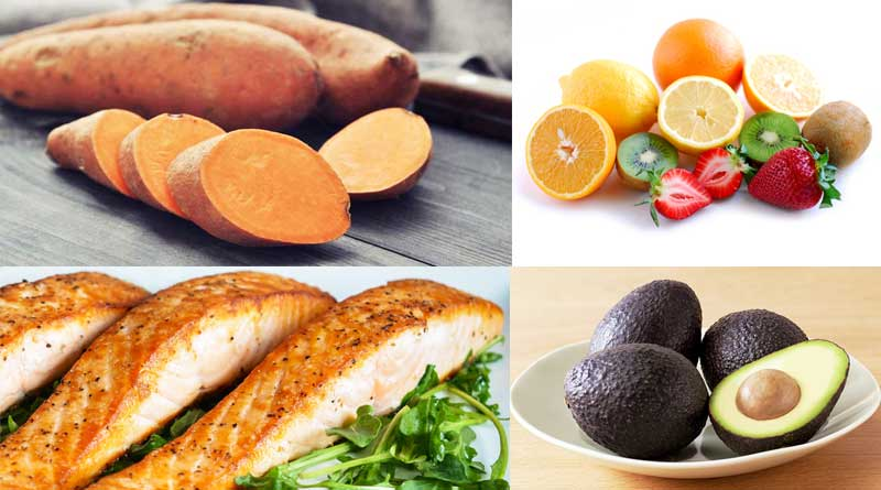 diet to reduce hair loss