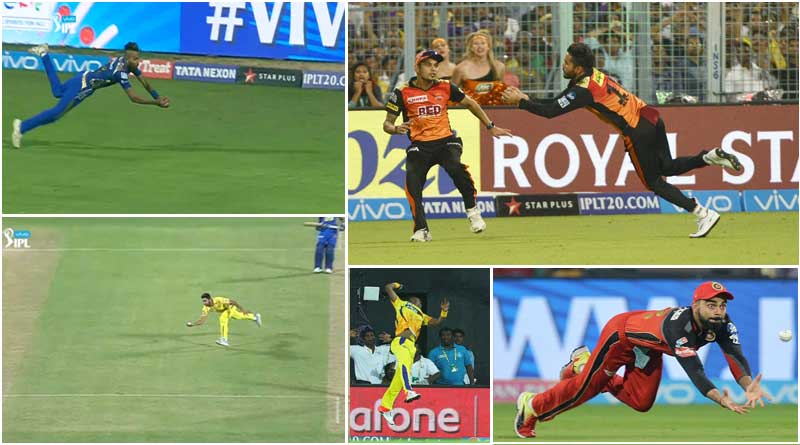 ipl 2018 best catches