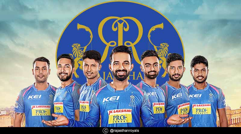ipl rajasthan royals team