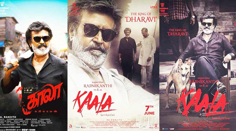 kaala movie trailer