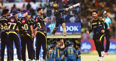 KKR vs RR IPL match highlights