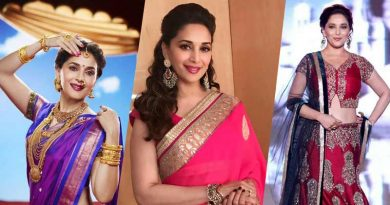 madhuri dixit interesting facts