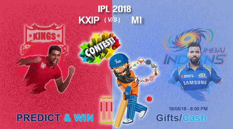 IPL 2018 MI vs KXIP: Pollard powers Mumbai to 186/8