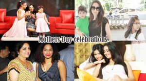 Mother's Day celebrations –Some wonderful single mothers