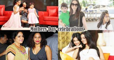 mother's day celebrations