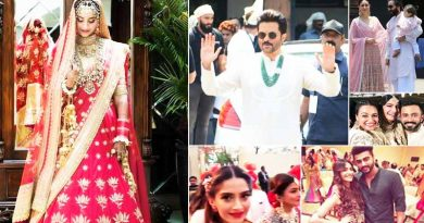 sonam kapoor music ceremonies