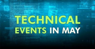 Upcoming Technology Events in May in India