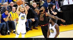 NBA Finals 2018: GSW Win Game 1 In Extra Time