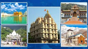 India Travel Guide: Famous Temples in India List