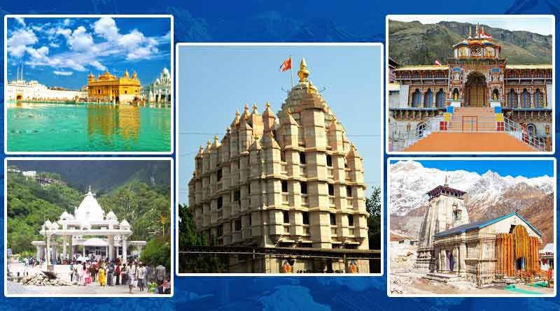 famous temples in india list