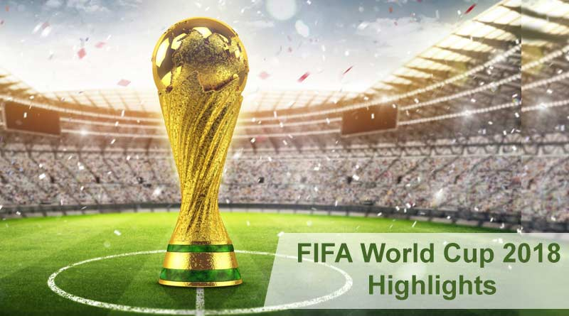 FIFA World Cup 2018 Brazil vs Costa Rica