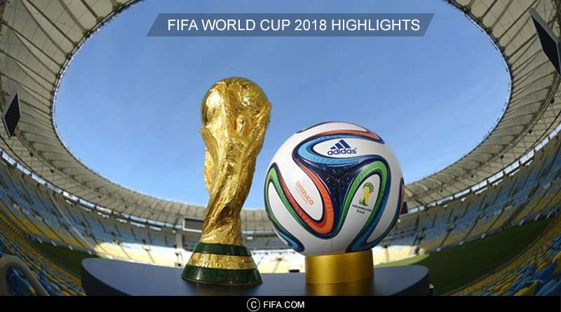 world cup highlights