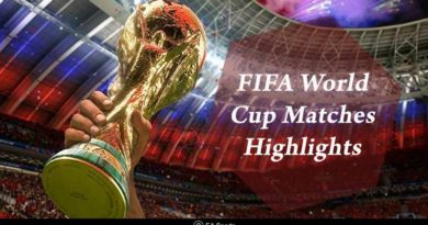World Cup matches