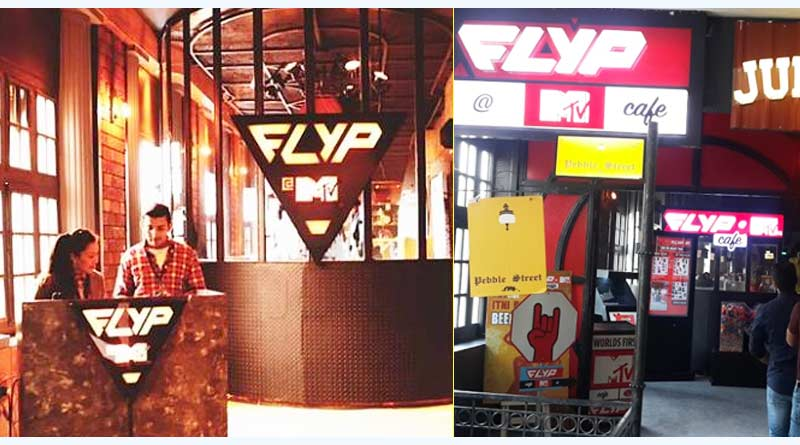 Flyp at MTV
