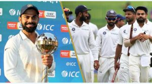 ICC World Test Championship: India's Schedule Revealed