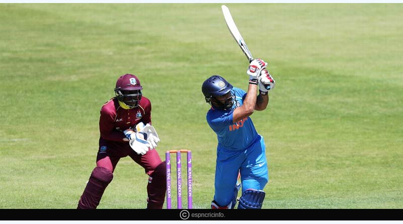 india a vs west indies match