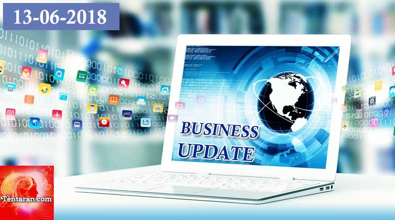 india business news headlines 13th june 2018
