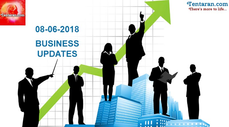 india business news headlines 8th june 2018
