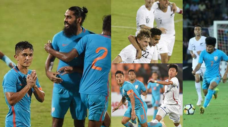 india lose in intercontinental cup 2018