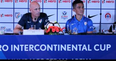 Indian football – India's Fixtures Before Asia Cup Announced