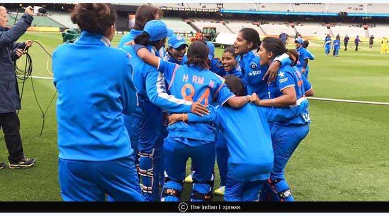 India's Fixtures for Women's World T20