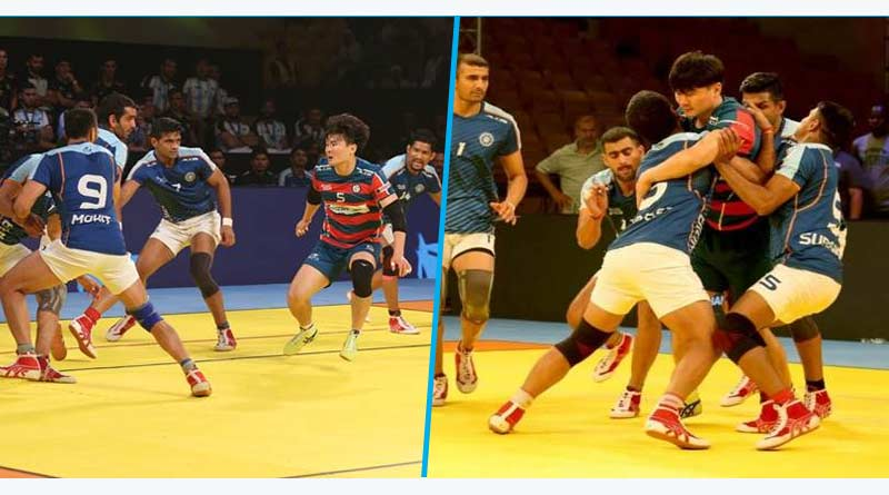 Kabaddi Masters 2018 India beat Korea | Kabaddi match
