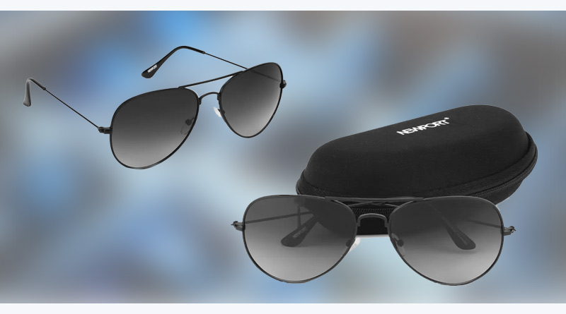 newport aviator sunglasses