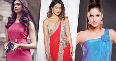 popular celebrity actresses of bollywood