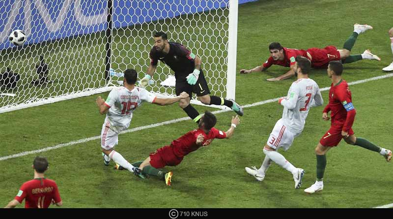 Portugal And Spain Blow Open World Cup