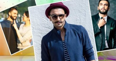 ranveer singh interesting facts