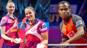 Ultimate Table Tennis Teams and Players